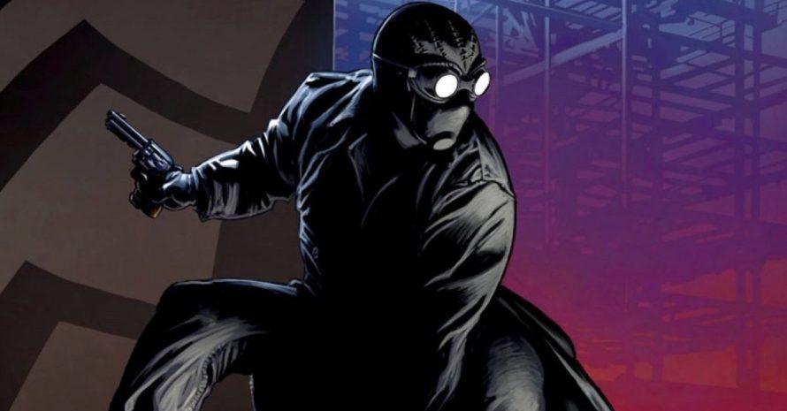 Foto do set de Homem-Aranha 2 mostra detalhes do traje furtivo do herói