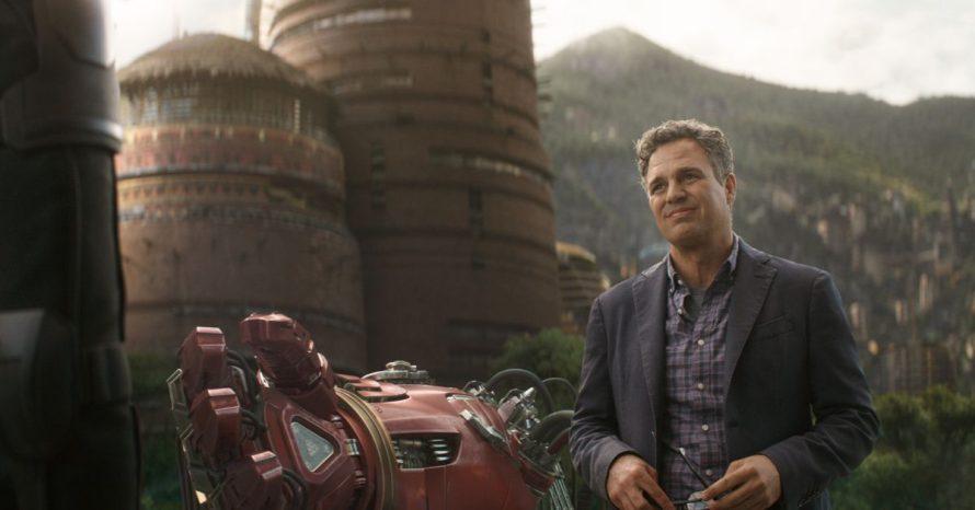 Pôsteres de Vingadores: Ultimato trazem Banner na Hulkbuster e Okoye