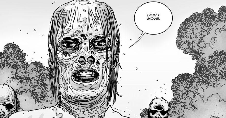 Totalmente de surpresa, HQ de The Walking Dead chega ao final essa semana