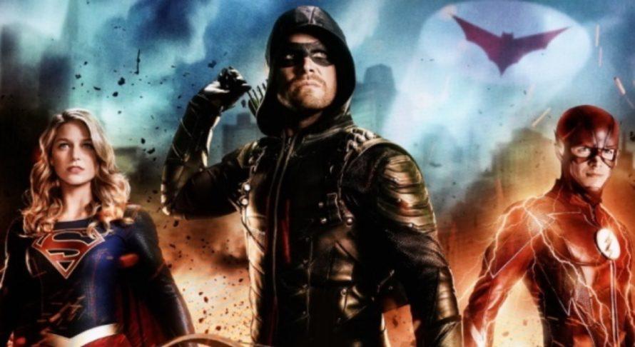 Elseworlds: crossover do Arrowverso ganha novas imagens e