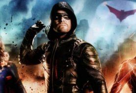 Foto publicada por ator de Arrow indica possível crossover com Smallville