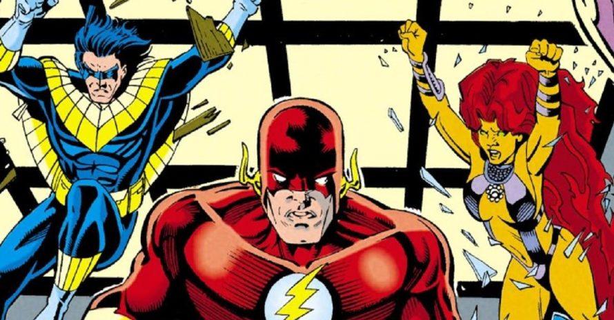 O 'não casamento' do Asa Noturna com a Estelar que afetou o Flash