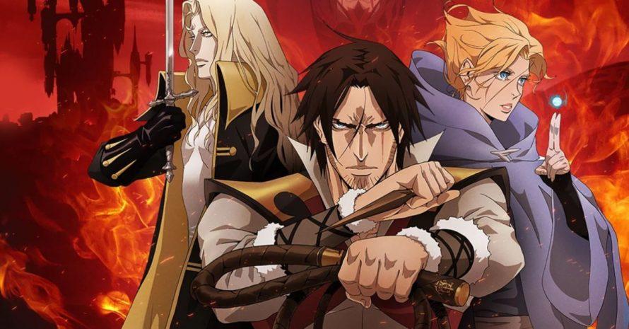 Produtor da série Castlevania diz que 3ª temporada será digna de prêmio