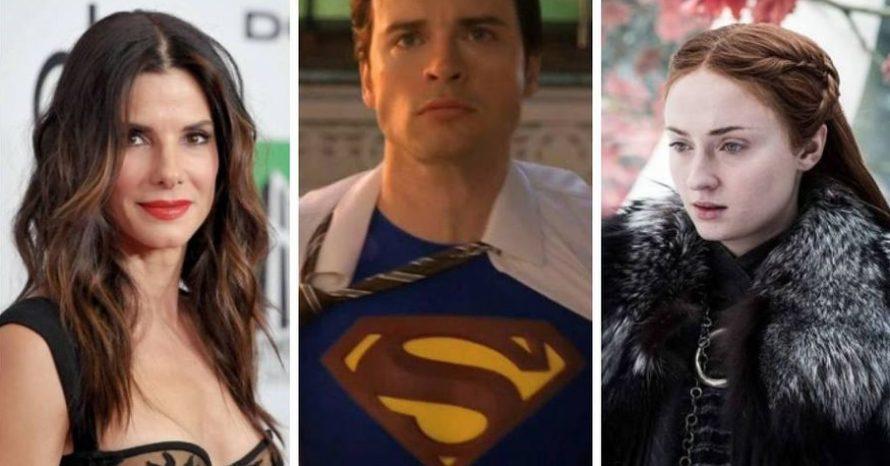 Sandra Bullock, Tom Welling e Sophie Turner vêm ao Brasil para a CCXP