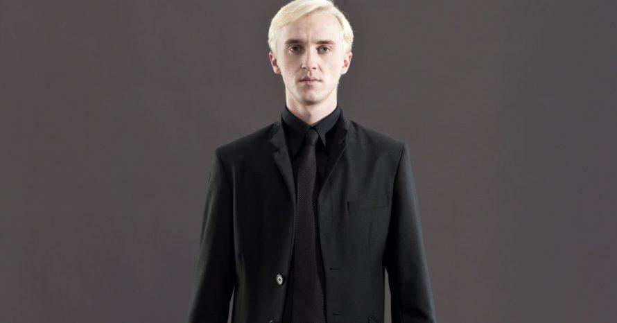 Ator de Draco Malfoy revela por que só viu filmes de Harry Potter nas estreias