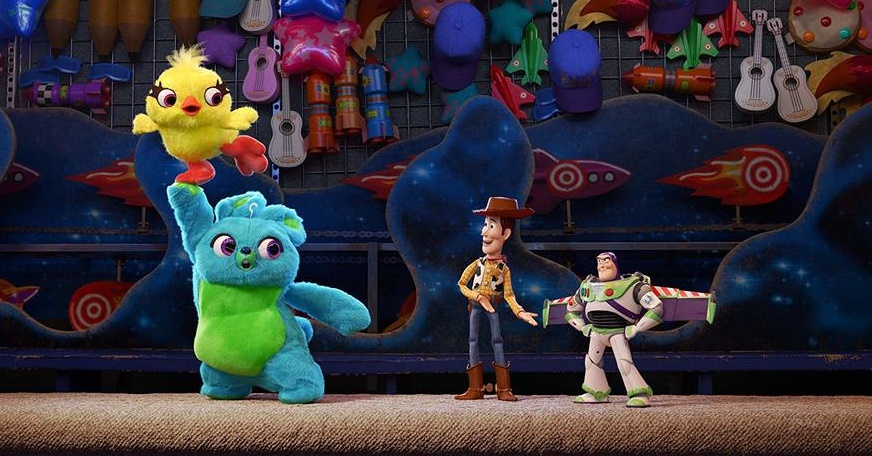 Novo trailer de Toy Story 4 é exibido ao final do Super Bowl 2019