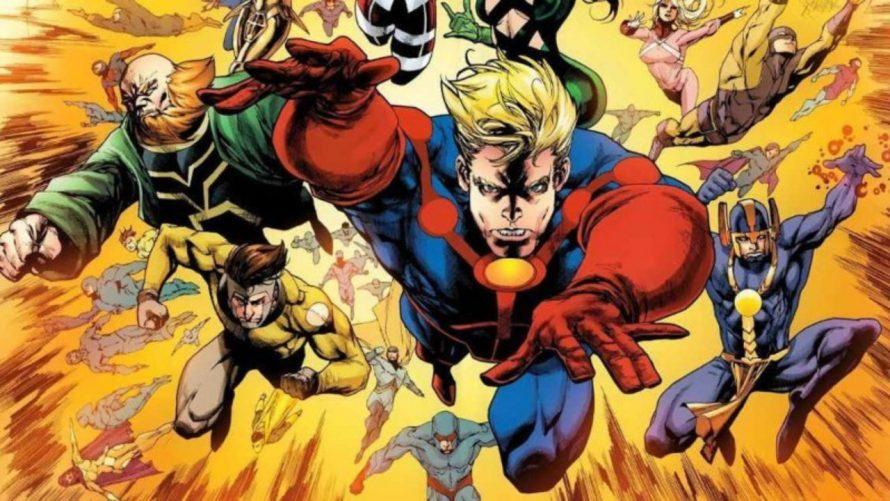 Capitã Marvel e Vingadores 4 podem ter presença de alguns dos Eternos