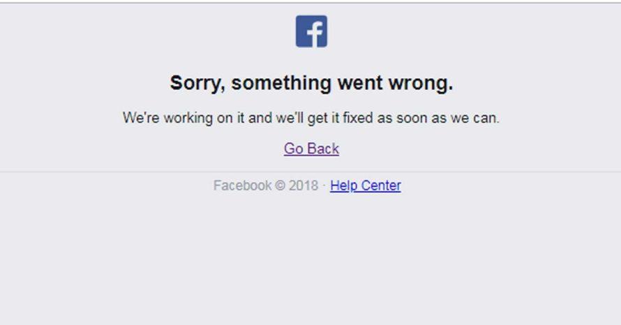 Facebook e Instagram ficam fora do ar em todo o mundo nesta terça-feira