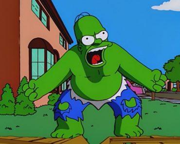 homer hulk os simpsons