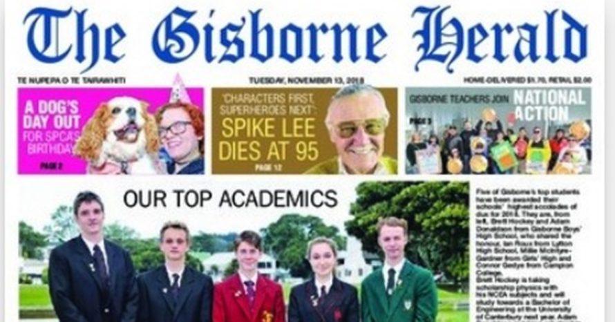Ao anunciar morte de Stan Lee, jornal confunde nomes e 'mata' diretor Spike Lee