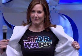 Produtora de Star Wars vence prêmio e pede diversidade em Hollywood