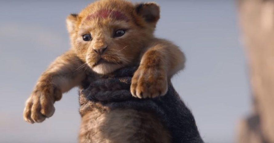 Disney libera primeiro trailer e pôster oficiais do novo O Rei Leão, em live-action