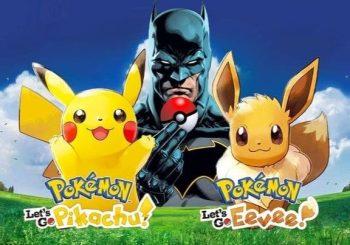 Pokémon Let's Go tem easter eggs do Batman que você não sabia