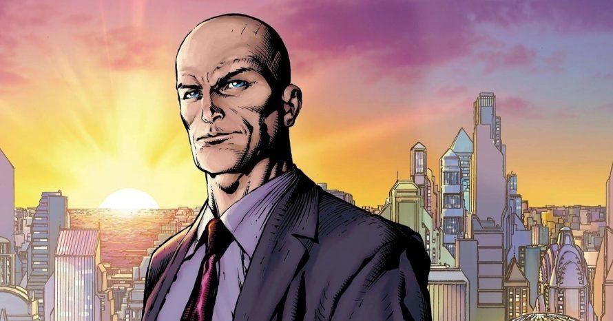 Na data de hoje, Lex Luthor era eleito presidente em Smallville