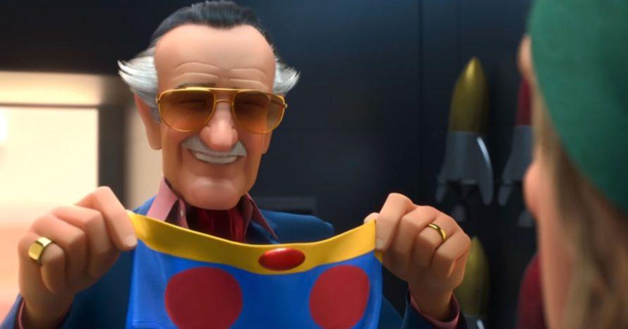 Participação de Stan Lee em 'Aranhaverso' emociona público durante pré-estreia