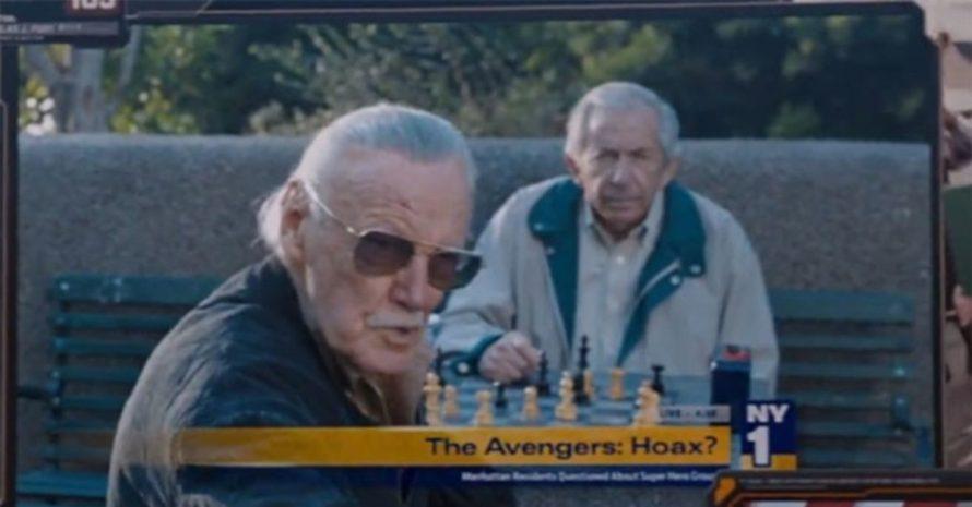 Participação de Stan Lee em Vingadores 4 já havia sido gravada
