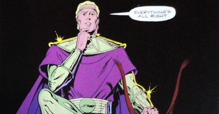 Série de Watchmen terá Ozymandias em versão mais velha