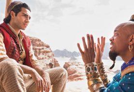 Primeiras imagens de Will Smith como Gênio de Aladdin são divulgadas