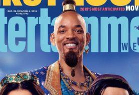 Gênio de Will Smith em Aladdin será azul e baseado em papéis do ator