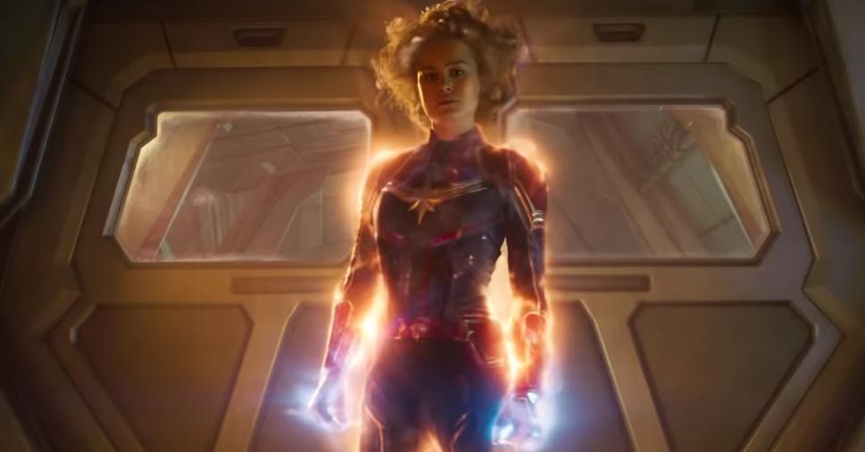 Resultado de imagem para capitã marvel filme