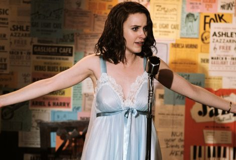 The Marvelous Mrs. Maisel amplia seu mundo na 2ª temporada