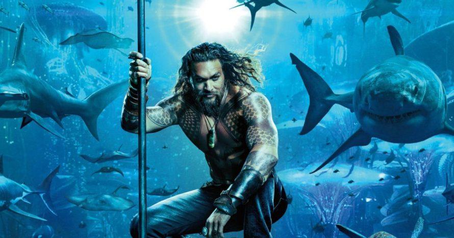 Aquaman é oficialmente a maior bilheteria do Universo Estendido da DC