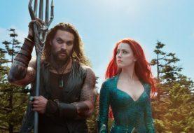 Atores de Aquaman relembram cena na água que foi cortada do filme
