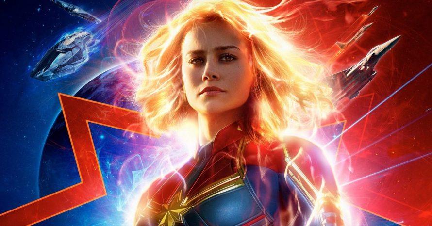 Capitã Marvel ganha novo pôster e data para lançamento de trailer