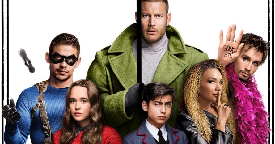 Netflix divulga primeiro teaser de The Umbrella Academy; assista