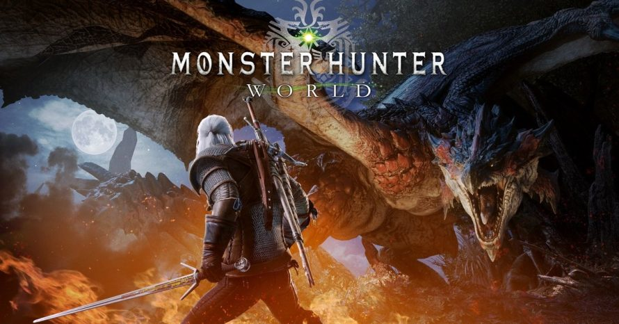 Geralt, do game The Witcher, será personagem de Monster Hunter: World
