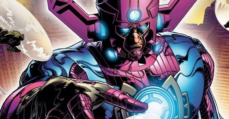 A aparição surpresa de Galactus em um filme que não era da Marvel
