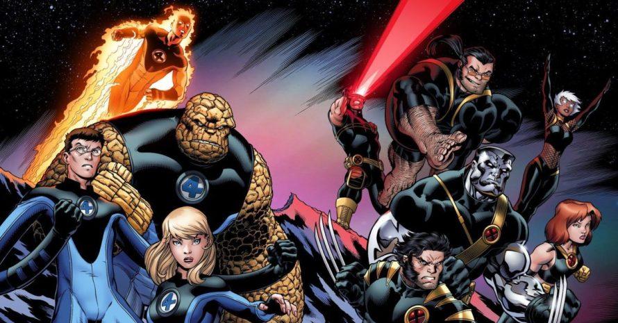 Marvel pode começar a trabalhar com heróis da Fox já no início de 2019