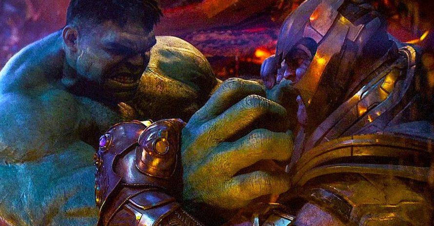 Por que a revanche entre Hulk e Thanos não rolou em Ultimato?