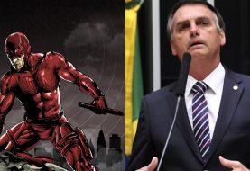 HQ do Demolidor pode ter feito referência a Jair Bolsonaro