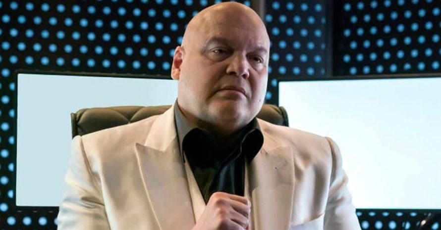 Vincent D'Onofrio entra em campanha para salvar série do Demolidor