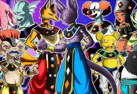 Dragon Ball Heroes terá personagem mais forte que Deuses da Destruição