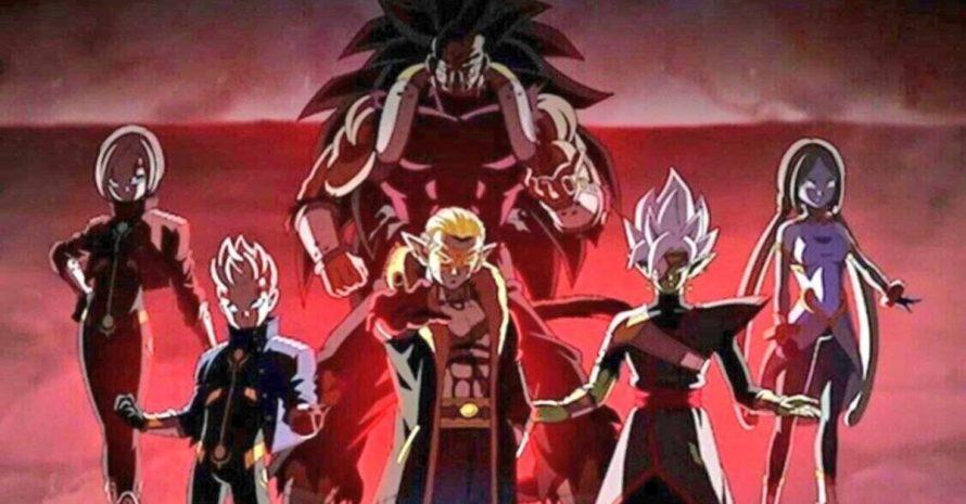 Sinopse do novo arco de Dragon Ball Heroes revela origem dos vilões