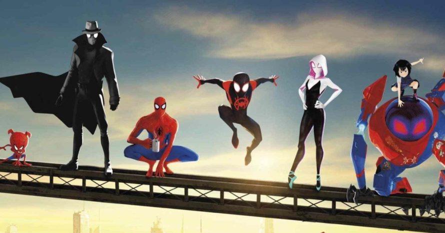 Homem-Aranha no Aranhaverso pode ganhar séries de TV derivadas