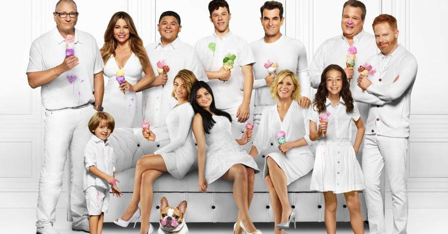 Série Modern Family chega ao fim após 11 anos no ar