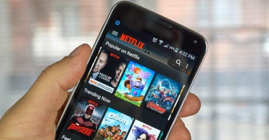 Agora, você pode compartilhar séries e filmes da Netflix no Instagram