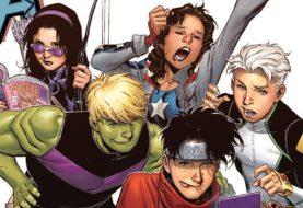 Marvel pode estar desenvolvendo filme dos Jovens Vingadores