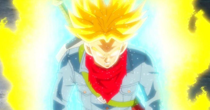 Anime de Dragon Ball Heroes introduz Mirai Trunks ao Universo 6