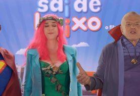 Caco Antibes incorpora Doutor Estranho em vídeo de Sai de Baixo: O Filme