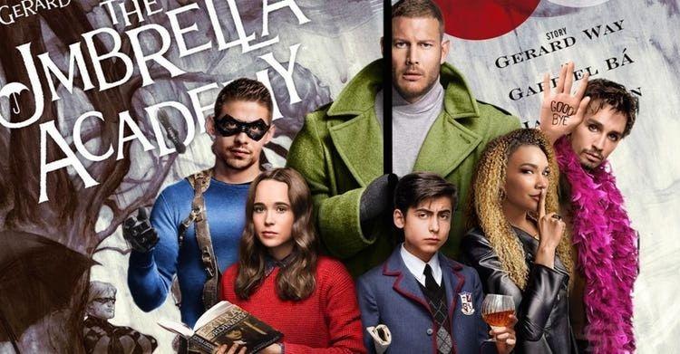The Umbrella Academy: as diferenças da série para as HQs
