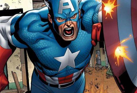 Steve Rogers volta a abandonar o manto do Capitão América nas HQs