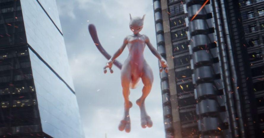Mewtwo faz Detetive Pikachu ter ligação com Pokémon: O Filme, de 1998