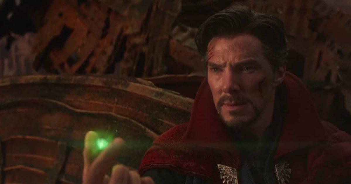 5394e60c972 Por que o Doutor Estranho se sacrificou por Tony Stark em Guerra Infinita