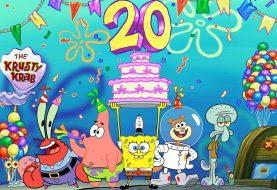 Nickelodeon exibe episódios inéditos de Bob Esponja, que completa 20 anos