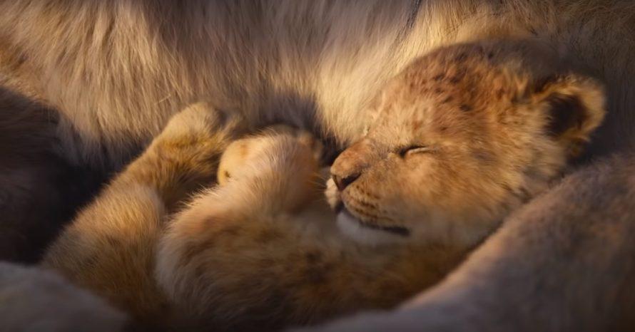 Filme O Rei Leão ganha novo vídeo com cenas inéditas; assista