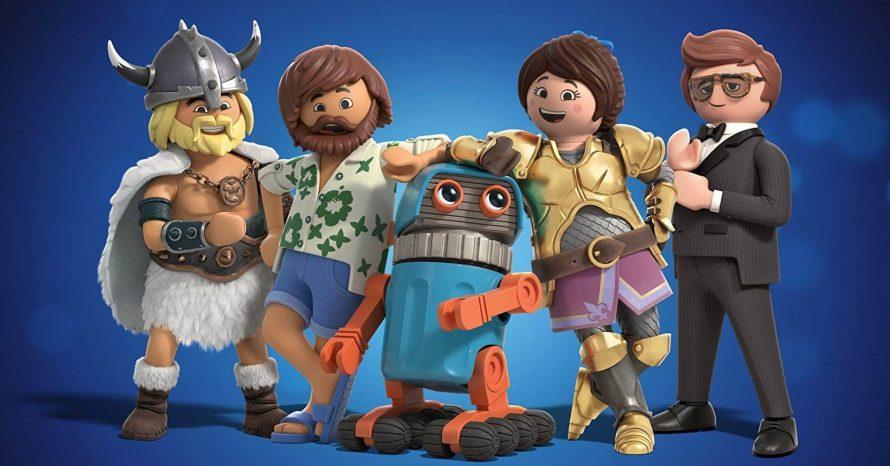 Primeiro trailer dublado de Playmobil: O Filme é divulgado; assista